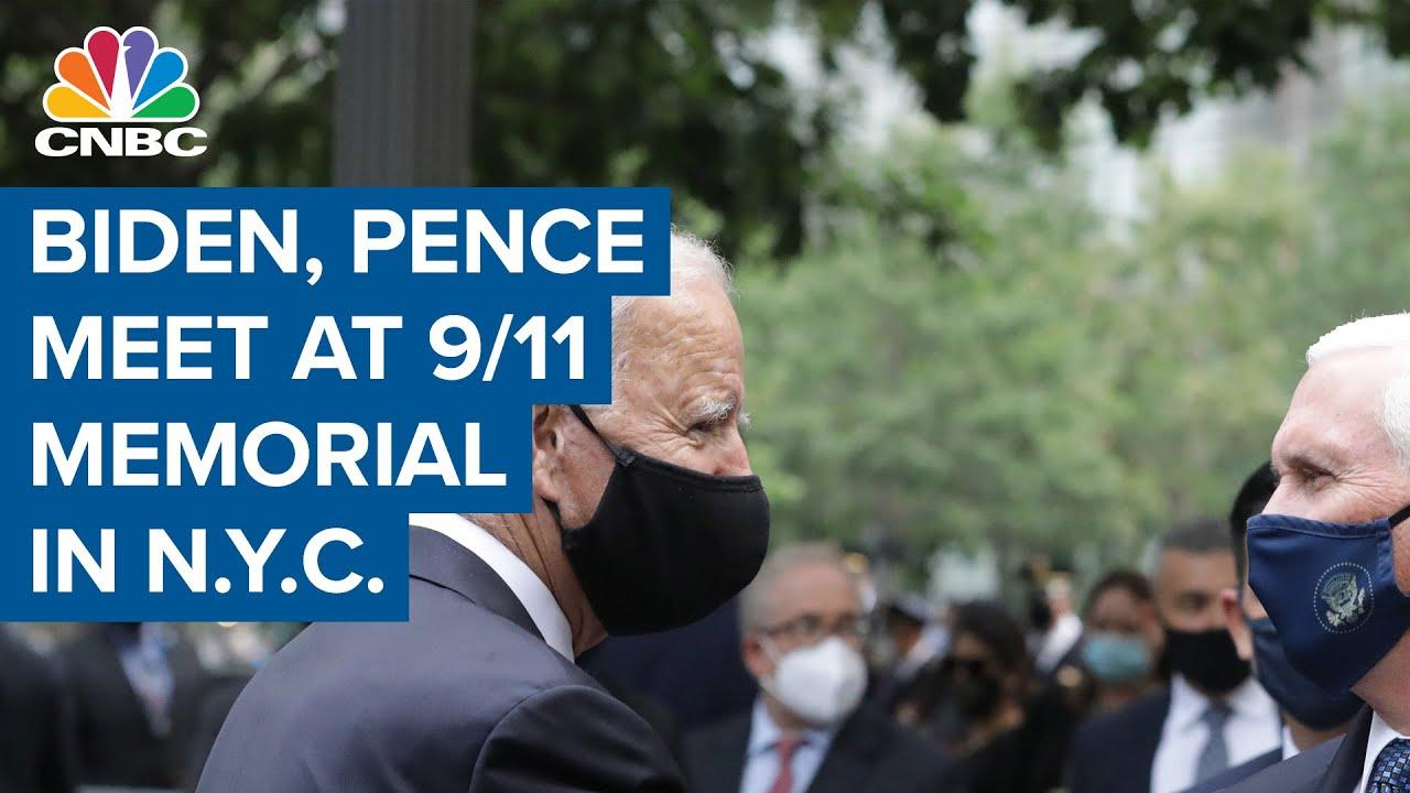 Biden to travel to New York, Pennsylvania and Virginia for 9/11 ...