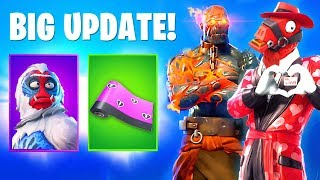 Fortnite VALENTINES CHALLENGES: FREE REWARDS, SHARE THE LOVE EVENT, SNOWFALL SKIN STAGE 4 KEY COMING