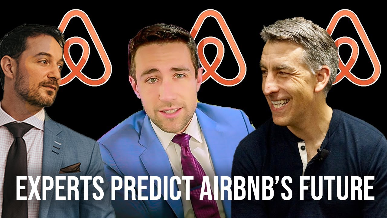 3 Experts, 3 Tips.  Predicting Airbnb after Coronavirus