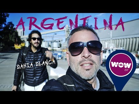 WOW AIR TRAVEL GUIDE APPLICATION - ARGENTINA