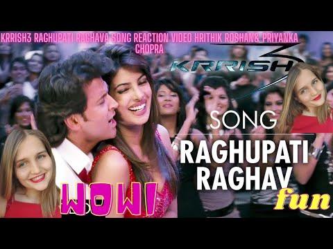 "Download ""Raghupati Raghav Krrish 3""  | Hrithik Roshan, Priyanka Chopra| Checkout that Reaction"