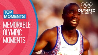 10 Of The Greatest Olympic Moments Ever | Top Moments