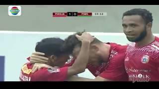 Piala Presiden 2018: Gol Marko Simic Persija Jakarta (1) vs PSMS Medan (0)