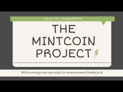 Why use Mintcoin?
