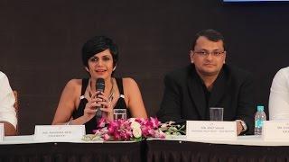 Mandira Bedi Speech | Street Smart Street Safe Mumbai