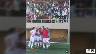 Video 227 | Karşıyaka'da Cenk Özbey'in 90+4'de Elazığ Belediyespor'a Attığı Efsane Gol 😎
