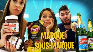Marque VS sous-marque avec @LeBouseuh et Apolline 🤤