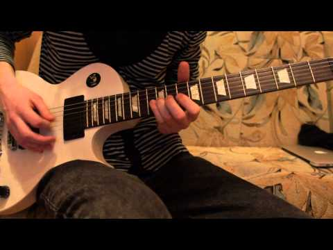 Hans Zimmer - The Rock OST Main Theme (Guitar Cover)