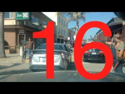 Bad Drivers of Central California 16