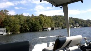 Lake Lure - Where Dirty Dancing was filmed!!