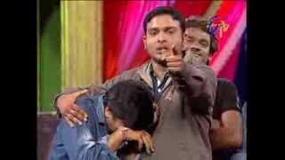 Jabardasth - Sudigaali Sudheer Performance On 7th November 2013
