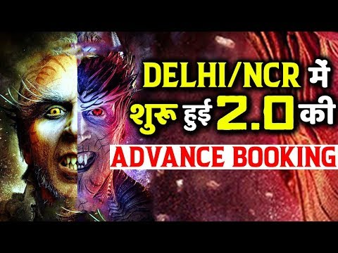 Akshay Kumar-Rajnikanth's 2.0 Advance Booking Begins in Delhi /NCR