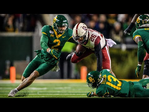 Oklahoma Vs Baylor Football Highlights