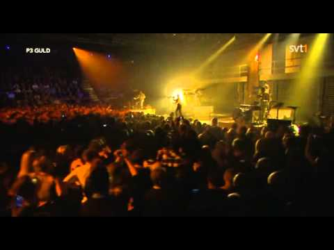 Robyn - We Dance to the Beat, Don't Fucking Tell Me What To Do, Live från P3 Guld 2011