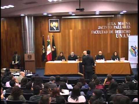 Ronda Final de la Competencia Sergio García Ramírez - Cuarta Edición (2015)