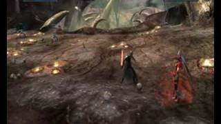 Star Wars The Force Unleashed Ultimate Sith Edition Gameplay (PC)