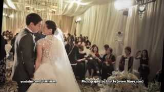 ONSITE WEDDING PHOTO Richard Poon and Maricar Reyes June 2013 HD full video