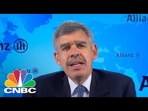 El-Erian: Protectionism Will Be Bad For Stock Market | CNBC