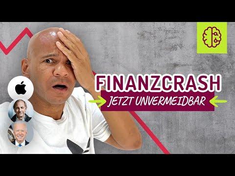 FinanzCrash ! BREAKING NEWS ! Bitcoin auf 25k oder 231k in DIESEM Jahr !? Biden DRUCKT 6 Billionen
