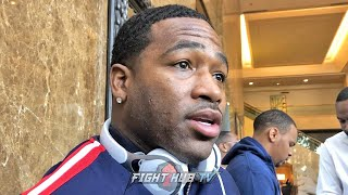 """ADRIEN BRONER """"MAN **** KEITH THURMAN! TELL HIM TO GO GET HIS SPEECH TOGETHER!"""""""