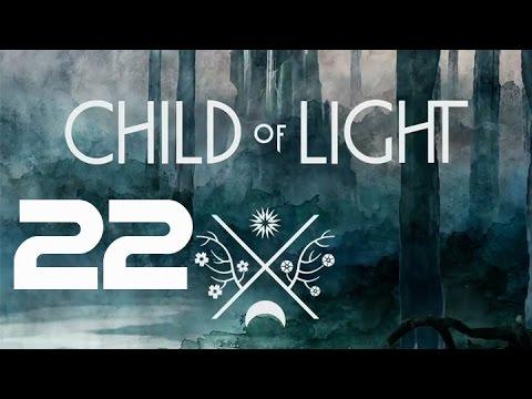 Child of Light Прохождение на Тяжёлый серия 22(Глава 8 - Ввысь ч.1)