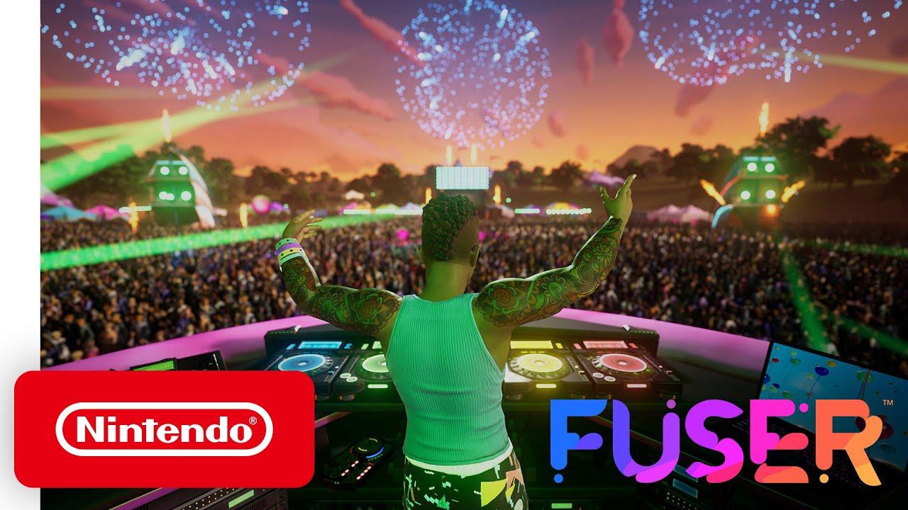Fuser - Gameplay Reveal Trailer - Nintendo Switch