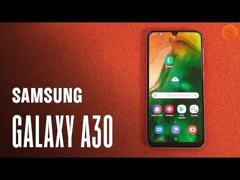 Samsung Galaxy A30: конкурент бюджетным китайцам ? | COMFY