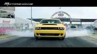 """Dodge Challenger SRT Demon دودج تشالنجر """"أس آر تي"""" ديمون 2018"""