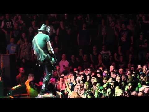 DJ Ashba's Mi Amore & GnR's Sweet Child Of Mine -Manchester, UK 29/05/12