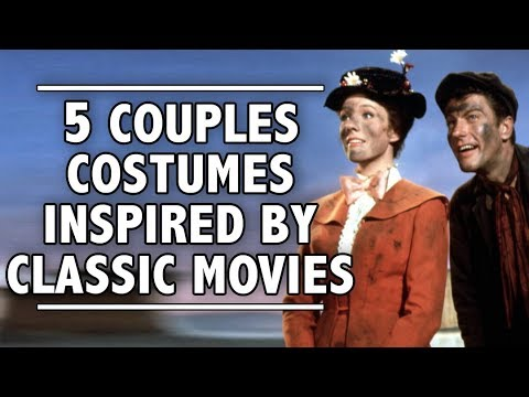 5 Couples Costumes Inspired By Classic Movies