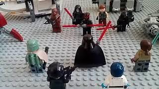 Star Wars: Galaxy of heroes (Lego multfilm)/ Лего мультфильм по игре Звёздные Войны.