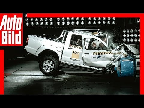 Crashtest Nissan Np300 Hardbody 2018 Null Sterne Schock