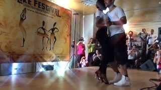 Dj CCRon Kizomba Remix - Isabelle & Felicien demo - INDILA - Derniere Danse