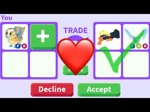 What People Trade For Golden Griffin || ROBLOX ADOPT ME
