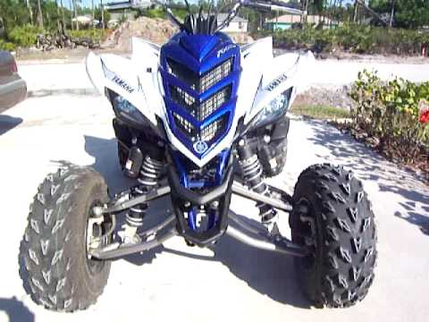 2007 Raptor 700R Special Edition - YouTube