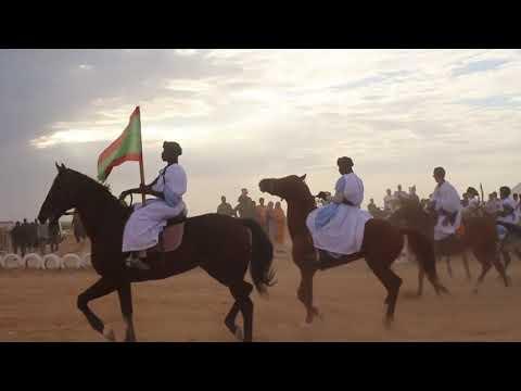 AFP, Agence France Presse : 10e Festival Nomade à l'hippodrome de Nouakchott