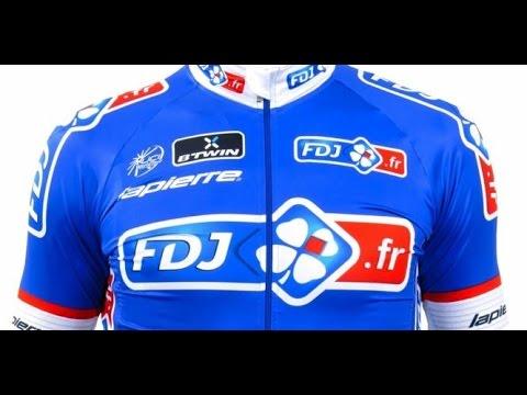 Tour de France 2014 - FDJ - Etapes 1 à 3
