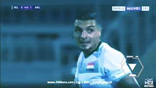 MATCH INFO – Argentina vs Iraq Highlights & Full Match 2018