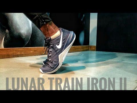 new style b2bc7 94f38 Nike Lunar prime iron II ...