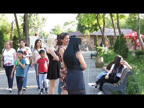 Yerevan, 04.06.17, Su, Video-2, (на рус.), Прогулка.Парк Победы (Монумент)