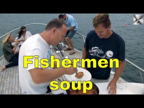 Fisherman's stew|Fishing & Cooking|