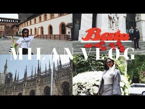 VLOG:  Bata Fashion Weekend | Mihlali N