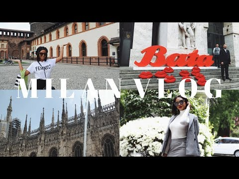 VLOG:Bata Fashion Weekend | Mihlali N