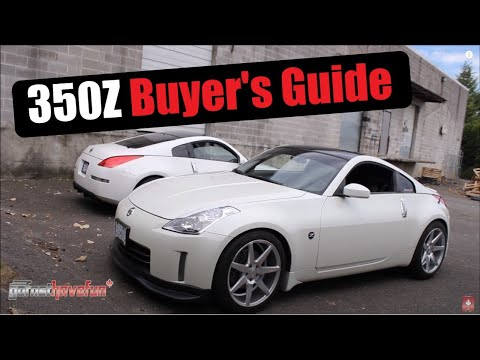 Nissan 350Z Buyer's Guide with bonus exhaust clip!