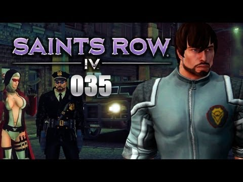 SAINTS ROW IV #035 - Hack and Slay [HD+] | Let's Play Saints Row 4