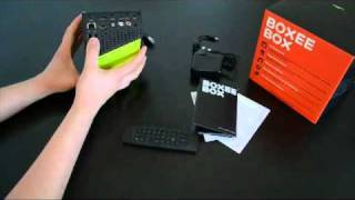 Boxee Box unboxing and review D-Link DSM-380 - eStore.com.au