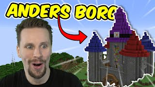 ANDERS BORG BÖRJAR TA FORM I MINECRAFT - Lets play - S6E25 med SoftisFFS
