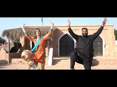 MITTRAN NU MAAR GEYA | Rajan Aujla | Bhangra by Christine | Punjabi Folk Dance