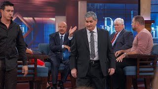 Dr. Phil Has Guest Escorted Off Stage