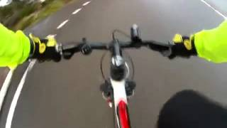 Bicycle VS Car Australia - Road Rage - Accident - Crash - Disaster Caught on tape